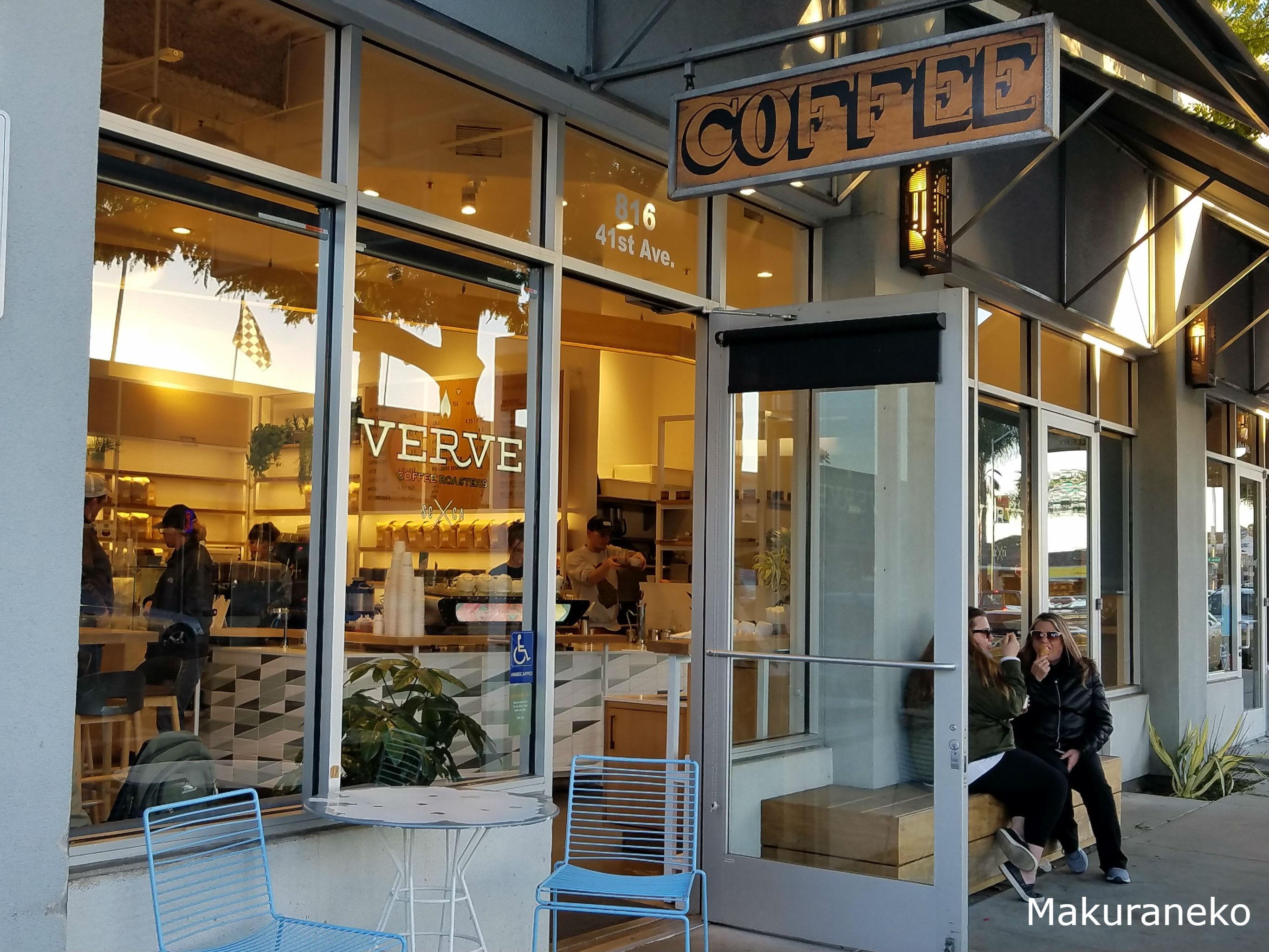 日本にも3店舗。サンタクルーズの人気コーヒーロースターといえばVERVE COFFEE ROASTERS