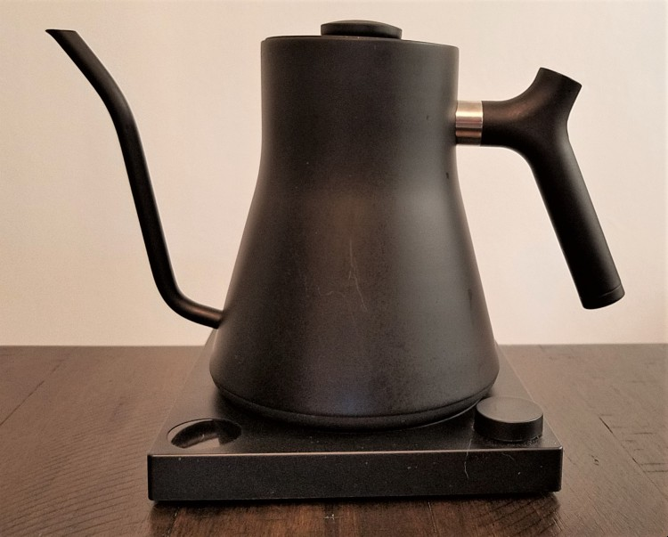 stagg ekg electric kettle side