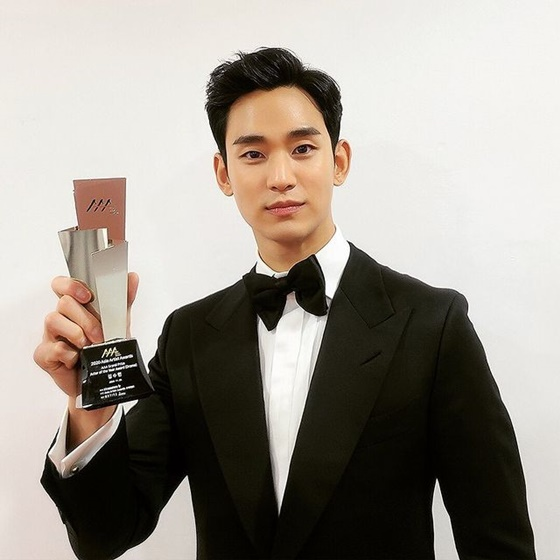 キム・スヒョン 2020 AAA Grand Prize (Daesang) 受賞おめでとう!